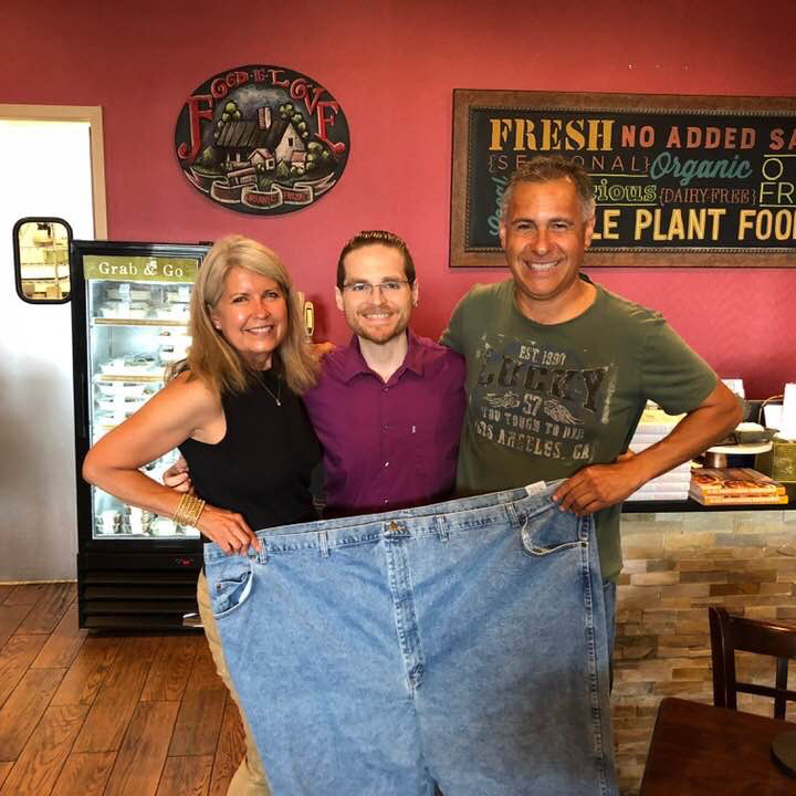 Chuck Carroll Old 66-inch Jeans